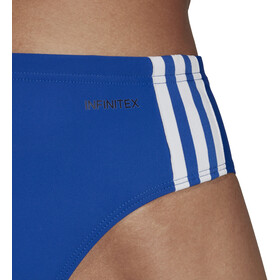 adidas Fit 3S Boxer de bain Homme, collegiate royal/white